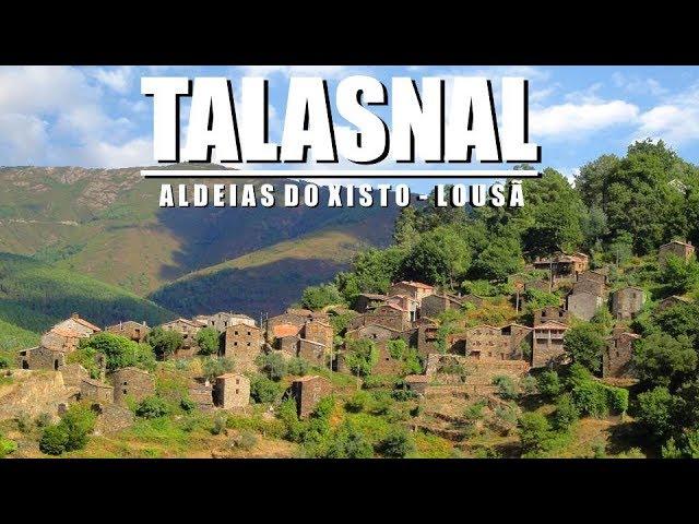 Talasnal - Schist Village - Lousã - Portugal HD
