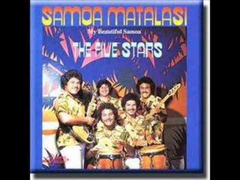 Five stars Samoan classic
