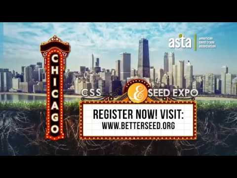 ASTA CSS & Seed Expo | American Seed Trade Association