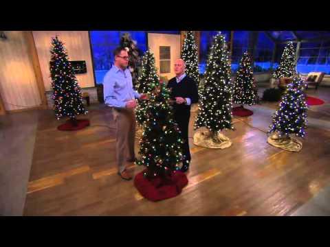 bethlehem lighting christmas trees. bethlehem lights lakewood fir christmas tree winstant power on qvc lighting trees