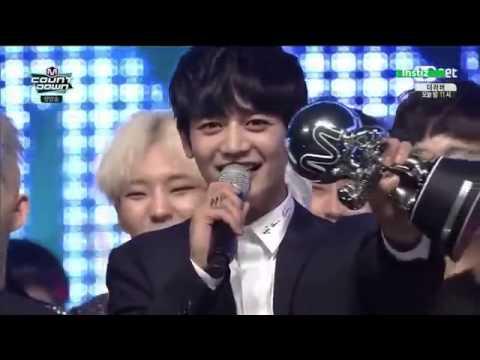 150528 Today Winner - SHINee 1st Win 'VIEW' & Encore @M! Countdown