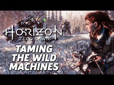 Taming the Machines of Horizon Zero Dawn