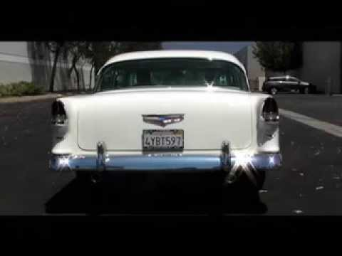 1955 1957 Chevy Belair Exhaust Magnaflow 16792 Youtube