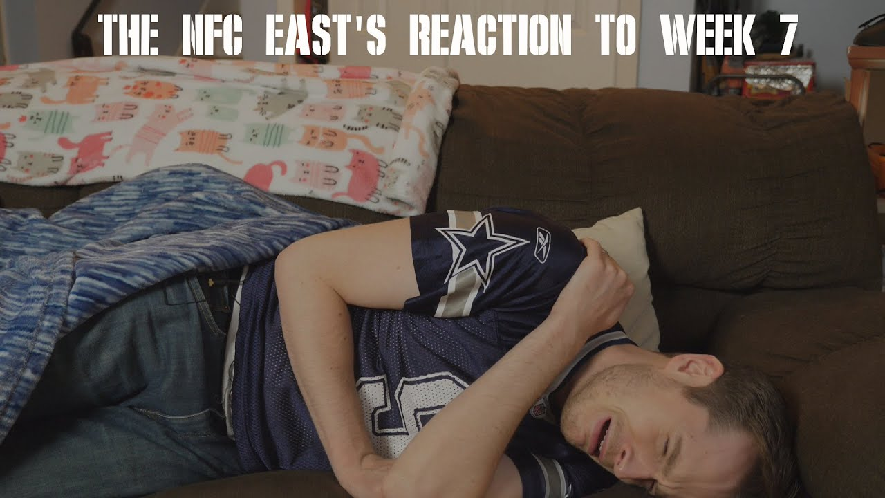 The NFC East's Reaction to Week 7