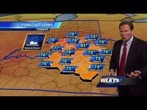 Heat wave continues