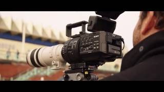 Review of Sony NEX FS700 Part 1: Slow motion and first impressions