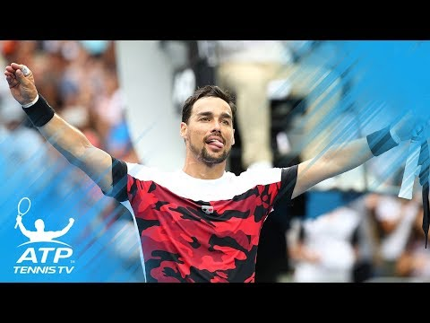 Top 15 ATP Tennis Shots from February 2018 Tournaments!