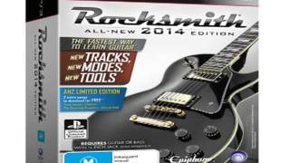 Rocksmith 2014 Edition - Playstation 3 (Cable Included
