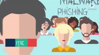 Atentie la atacurile de tip phishing
