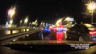 Street Storm CVR A7810 G PRO ночная съёмка(Сверх амбициозная новинка от Корейского производителя автомобильных видеорегистраторов - модель Street Storm..., 2015-01-12T14:16:00.000Z)