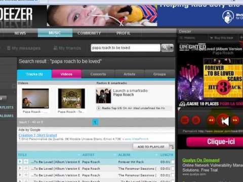 Como poner musica de fondo a pagina web youtube for Paginas web sobre turismo