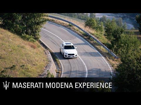 Discovering the Maserati Levante Trofeo and GTS in Modena.