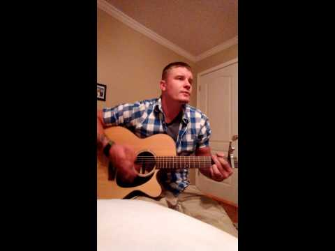 """"""" We Are Tonight"""" cover by Devin Thacker"""