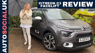 2020 Citroen C3 facelift - Quirkiest small car on the market?