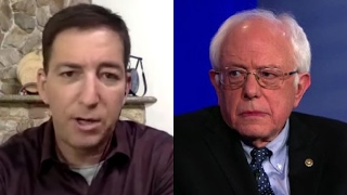 Glenn Greenwald On Bernie Working With The Establishment