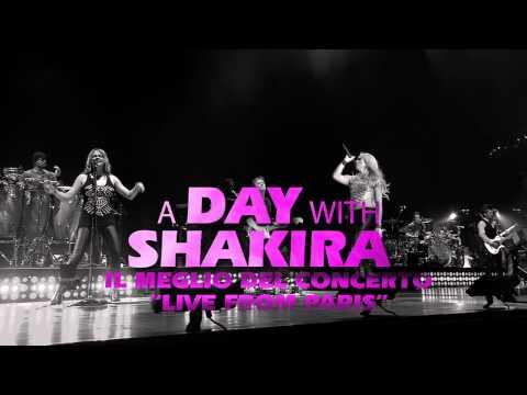 Shakira Live From Paris -