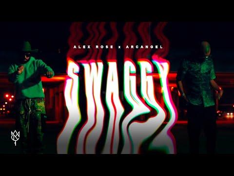 Смотреть клип Alex Rose Ft. Arcangel - Swaggy