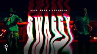 Смотреть клип Alex Rose Ft. Arcangel - Swaggy