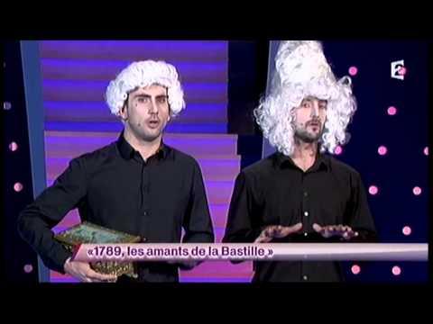 Les Décaféinés [4] 1789, les amants de la Bastille - ONDAR