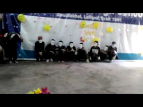 Future Stars High School Teachers' Day 2073 - B-Boying Team