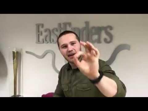 EastEnders Danny Walters
