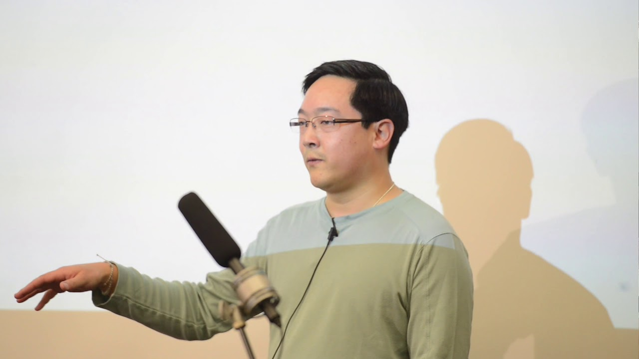 Charlie Lee, creator of Litecoin, and Joyce Kim, co-founder of Stellar