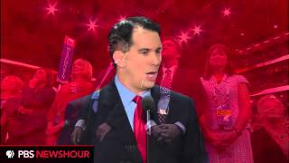 """Wisconsin Gov. Scott Walker: In Recall Election, the """"Hard-Working Taxpayers Won"""""""