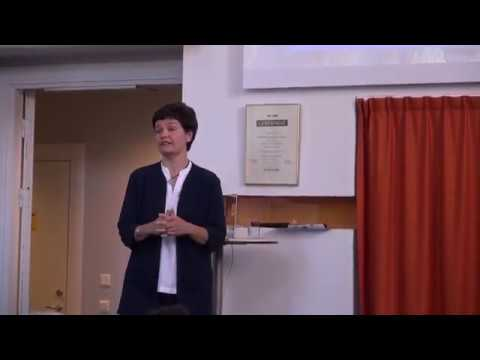 "Kate Raworth presenting ""Doughnut economics – seven ways to think like a 21st century economist"""