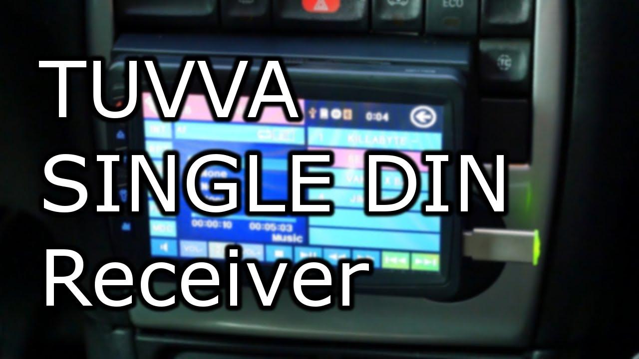 Cheap Single DIN 7 LCD Multimedia Car Radio