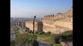 Θεσσαλονίκη: τα παλαιοχριστιανικά και βυζαντινά μνημεία