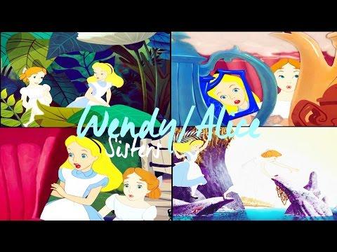 Wendy ✗ Alice *Sisters!*