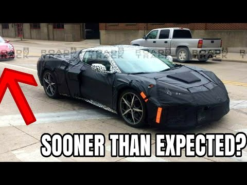 BIG NEWS For Corvette Fans! NEW C8 & C7 ZR1 Corvette Info!