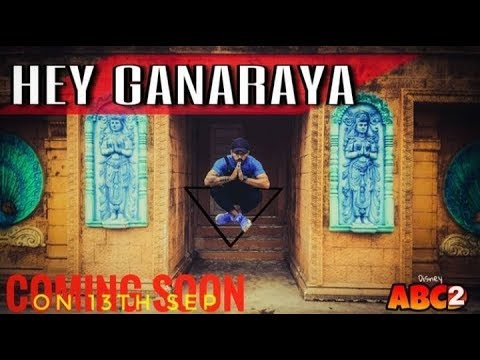 Hey Ganaraya / ABCD 2 /Official Dance Video / Hardik Dharmendra - choreography