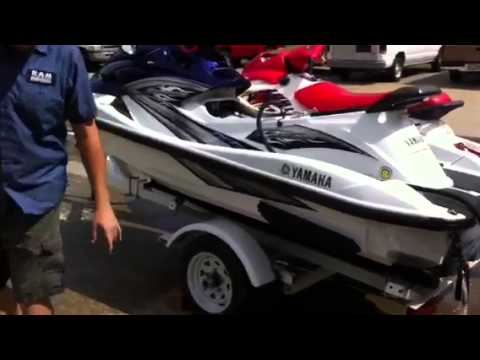 2005 YAMAHA Wave Runner XLT1200