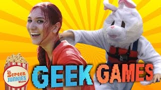 The Screen Junkies Geek Games!!