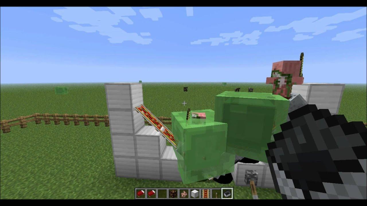 Tuto comment faire un champ de force minecraft - Minecraft golem de fer ...