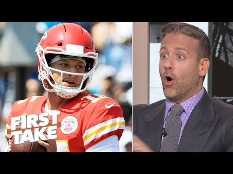 Patrick Mahomes is the best player in football 鈥� Max Kellerman | First Take
