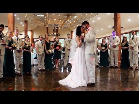 Kayley Parker Rock Bottom Pond Ridgeway Sc Wedding Video By