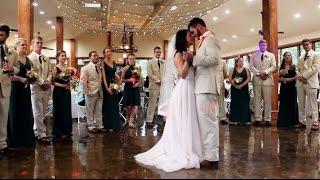 Kayley & Parker :: Rock Bottom Pond :: Ridgeway, SC Wedding Video by Magic Rose Media