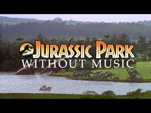 Jurassic Park - WITHOUT MUSIC