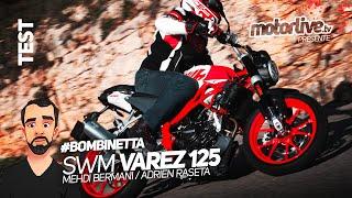 SWM VAREZ 125 2020 I TEST MOTORLIVE