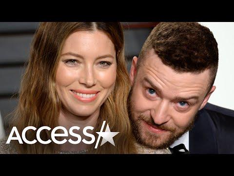 Jessica Biel On 'Secret COVID Baby' w/ Justin Timberlake