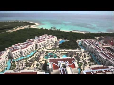 Hotel Paradisus Playa del Carmen La Perla & La Esmeralda / The Pure Freedom To Just Be...