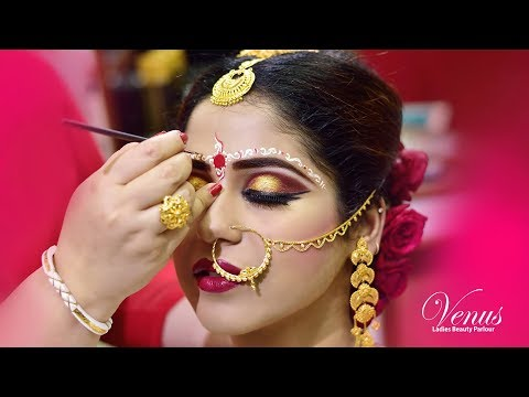 Traditional Bridal Makeup Tutorial