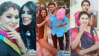 Lakshmi Stores Sun Tv Serial Latest Tamil Dubsmash Tik Tok | Ravi | Bhagyalakshmi | Nakshatra Nagesh