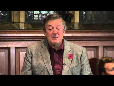 Stephen Fry - Dealing with Prejudice