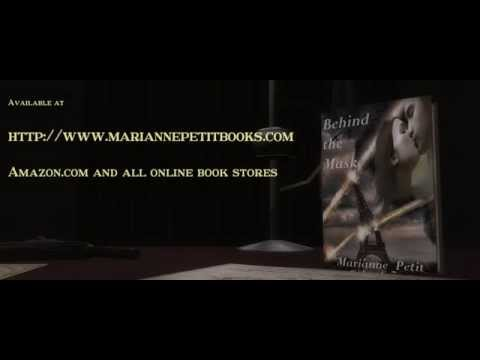 Behind the Mask Book Trailer   Marianne Petit
