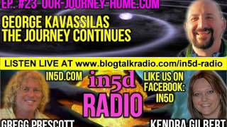 In5D Radio Contactee George Kavassilas Ep. #23