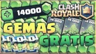 HACK  Clash Royale TUTORIAL GEMAS INFINITAS Y NIVEL INFINITO EN 1 MINUTO ¡GRATIS 2017!