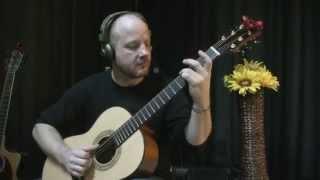 Wayne Janssen - Patti Cake & The Maker Man - Canadian Fingerstyle Guitarist